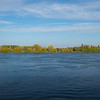 Scenery on the Snake River outside the Richland, WA dock area.