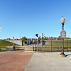 Dockside, Hannibal, Missouri.