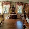 Bedroom in Rosedown Plantation, Baton Rouge, Louisiana.