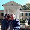 Tourists at Graceland Mansion, memphis, Tennessee.