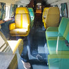 Inside the little plane at Graceland, Memphis, Tennessee.