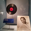 "An early ""Blues Boy"" album at the B B King Museum in Greenville, Mississippi."