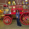 Pla'in around at the Home of Budweiser, Saint Louis, Missouri.