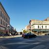 Streets of La Crosse, Wisconsin.