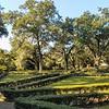Grounds of Rosedown Plantation, Baton Rouge, Louisiana.