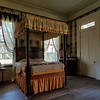 Bedroom in Rosedown Plantation, Baton Rouge, Louisiana.
