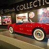 The King's Car Collection at Graceland in Memphis, Tennessee.