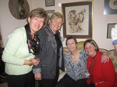 Italy Pre-Trip Party, Apr 2, 2011