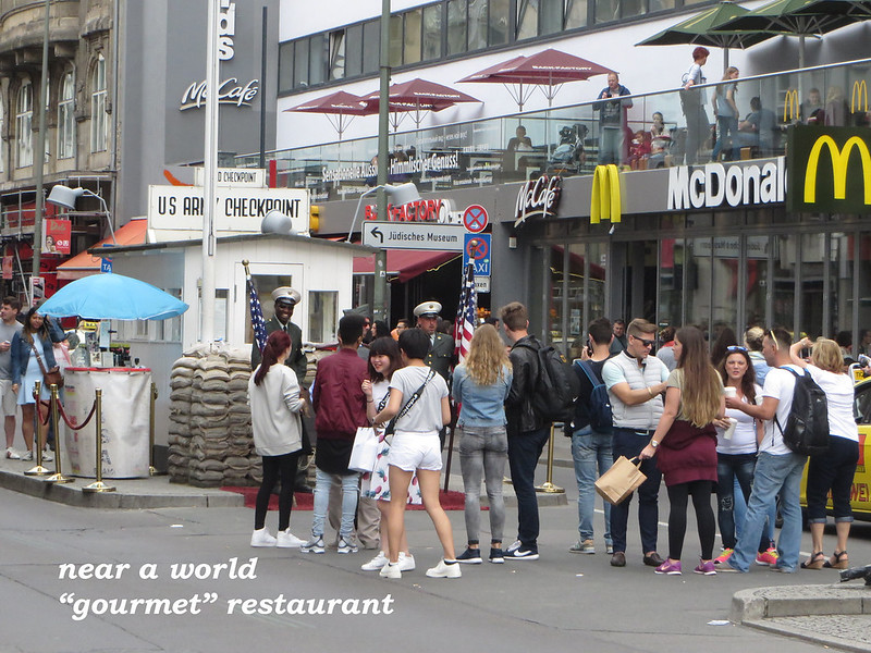 20160803l - Checkpoint Charlie (5) McDonalds