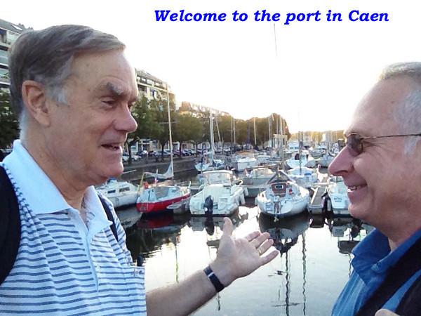 20131004a Caen (2) welcome to Caen