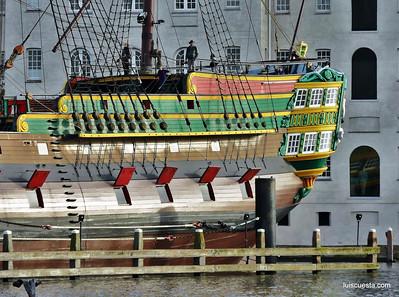 Amsterdam - Museum Ship