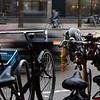 bike handlebars in Amsterdam