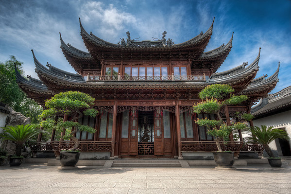 Temple Of The Red Monkey || Shanghai China