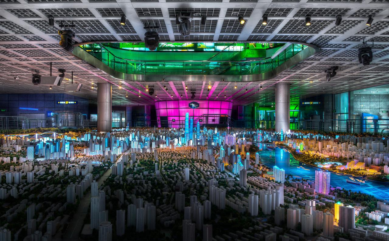 Infinite City Of Plastic - (Shanghai, China)