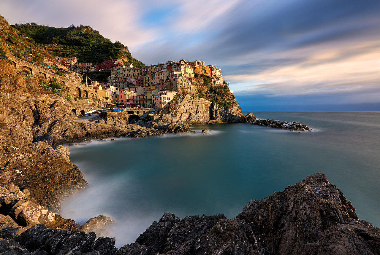 Heart of Gold || Manarola