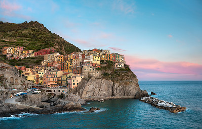 Dreams In Color || Manarola (Cinque Terre) Italy