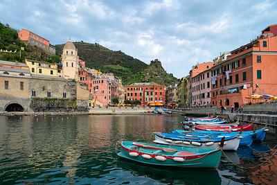 Summer in Vernazza || Cinque Terre