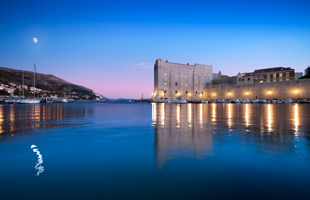 The Gentle Harbor || Dubrovnik Croatia