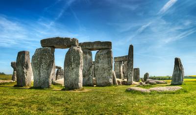 Stone Henge - (England)