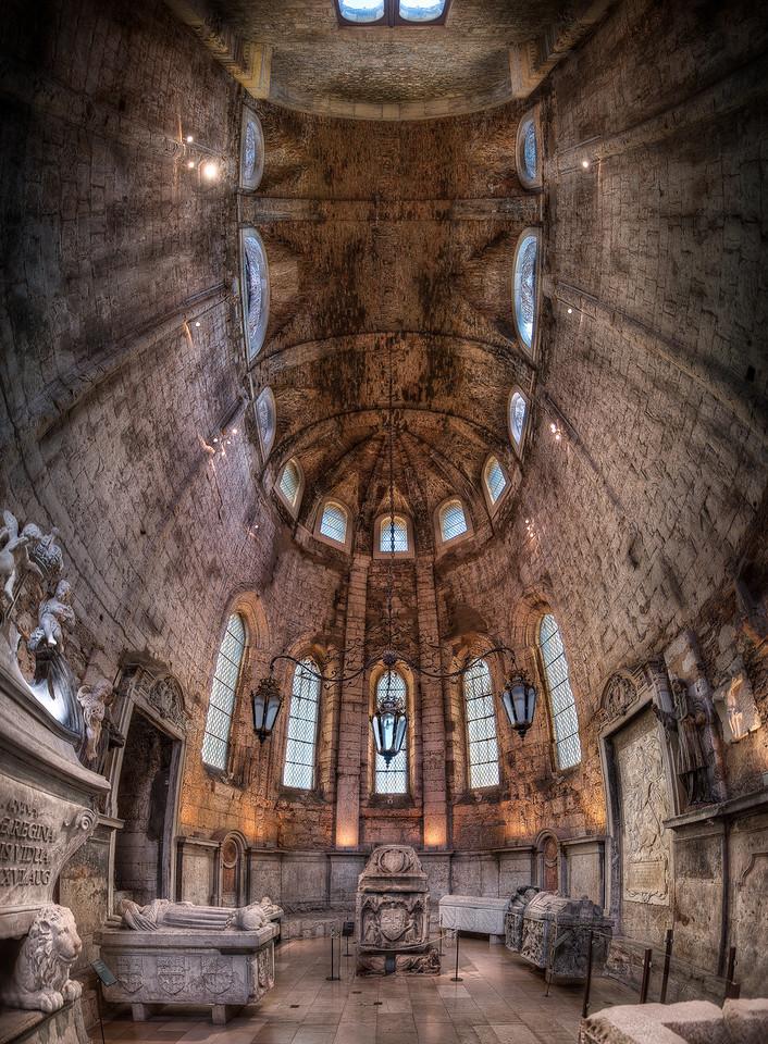 The Carmo Chapel || Lisbon Portugal