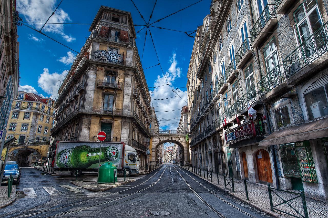 Urban Texture - (Lisbon, Portugal)