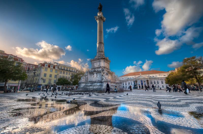 The Heart of Lisbon || Portugal