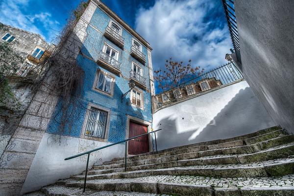 Urban Angles - (Lisbon, Portugal)