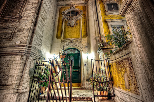 A Gateway To The Past - (Rome, Italy)