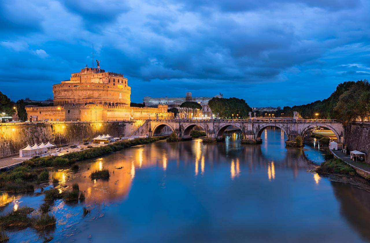 Castel Sant Angelo || Rome Italy