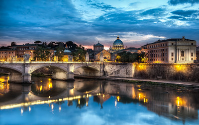 The Eternal City || Rome Italy