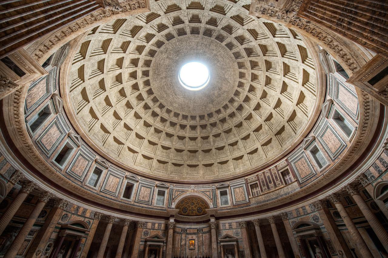 To Honor All Gods - (Rome, Italy)