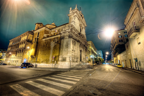 Crossing Guard - (Rome, Italy)