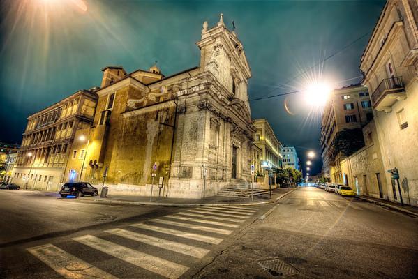 Crossing Guard - (Rome, Italy)