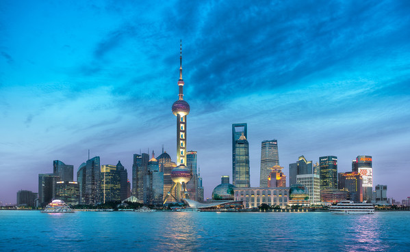 Shanghai - City Of Lights || China