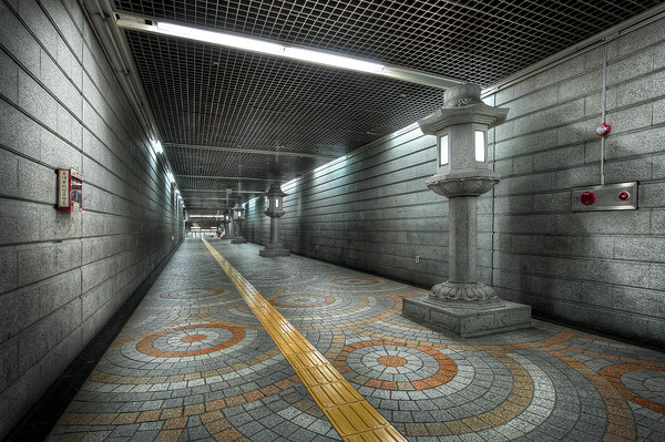 The Palace Tunnel || Seoul South Korea