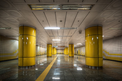 Code Yellow || Seoul South Korea