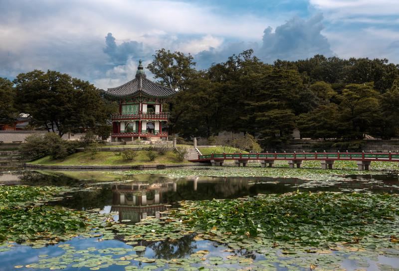 Hyangwon Pavilion - (Seoul, South Korea)