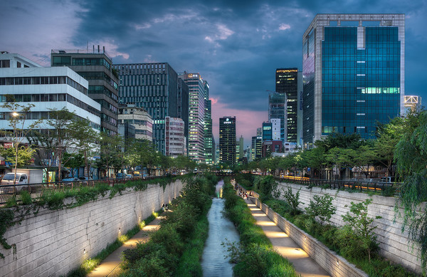 The Heart Of Seoul - (South Korea)