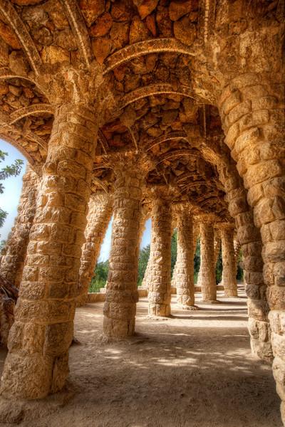 A Path of Shadows || Bareclona Spain