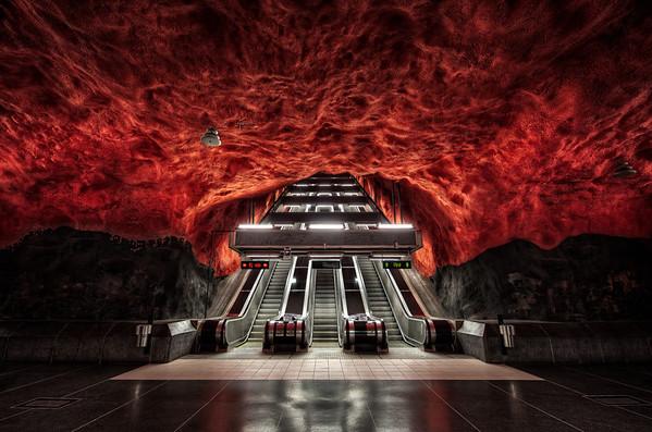 Belly Of The Beast || Stockholm Sweden