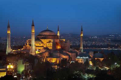 Hagia Sophia || Istanbul Turkey