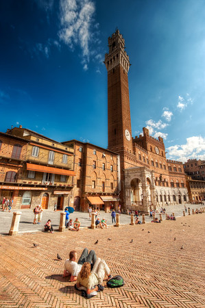 Sunny Siena - (Siena, Italy)