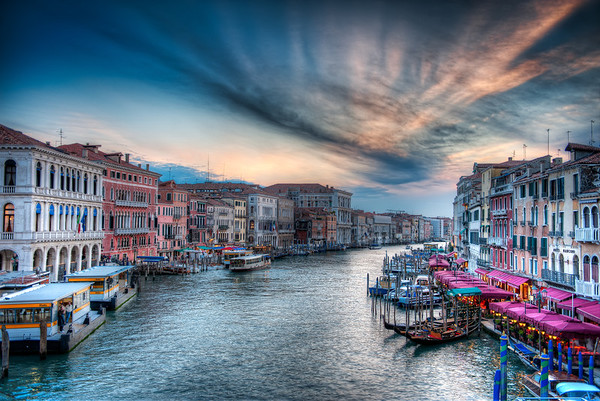 The Mighty Grand - (Venice, Italy)