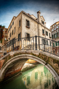 The Mossy Bridge - (Venice, Italy)