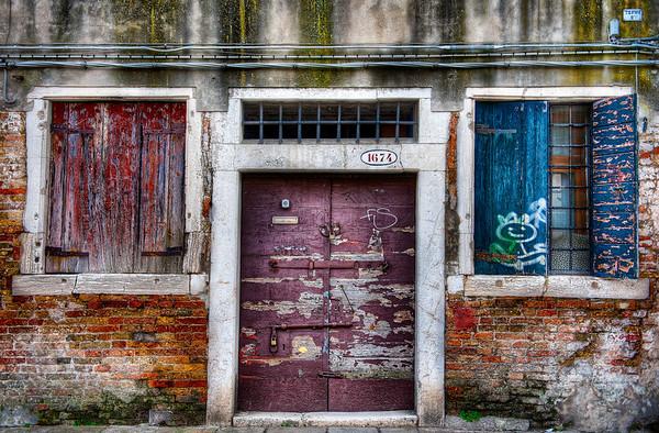 Long Forgotten - (Venice, Italy)