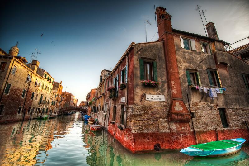 Le Muneghete - (Venice, Italy)