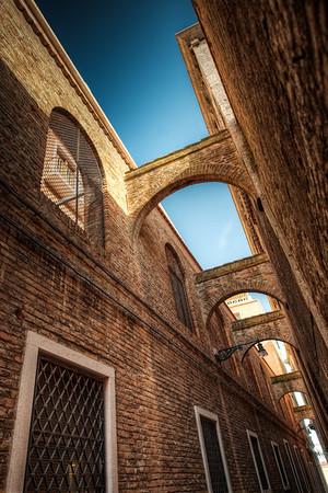 Venetian Dutch Angle - (Venice, Italy)
