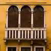 Achitectural Detail on a home in Venice Italy  Copyright - W. Keith Baum | PhotoCanal.com