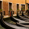 Gondola Parking Lot, Venice Italy  Copyright - W. Keith Baum | PhotoCanal.com