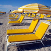 Beach Chairs on Miami Beach, Florida  Copyright - W. Keith Baum | PhotoCanal.com